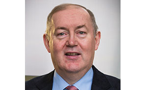 Micheál Ó Cinnéide, Communications and Corporate Services Director, Environmental Protection Agency
